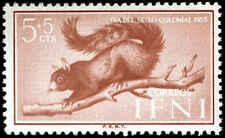 Scott # B23 - 1955 - ' Squirrel on Branch '