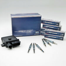 Beru Steuergerät Glühzeit GSE102 + 6x Glühkerzen GE102 für BMW 6 Zylinder