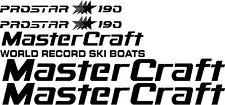 MasterCraft Prostar 190 Full set #1