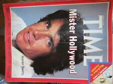 TIME magazine Europe 1978 july 3 Mister Hollywood Warren Beatty