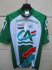 Maillot cycliste CREDIT AGICOLE Nalini Look shirt jersey UCI pro Tour 2006 5 XL