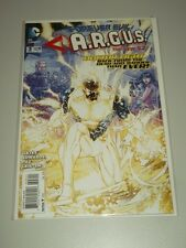 FOREVER EVIL ARGUS #3 DC COMICS NEW 52 NM (9.4)