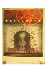 Testament Poster Demonic