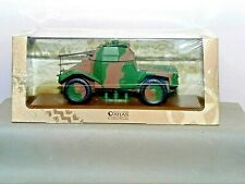 ATLAS EDITIONS 1:43 - REF.NO.KP08 AMD 35 PANHARD ARMOURED CAR FRENCH ARMY