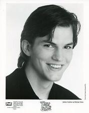 ASHTON KUTCHER SMILING PORTRAIT THAT 70'S SHOW ORIGINAL 1998 FOX TV PHOTO