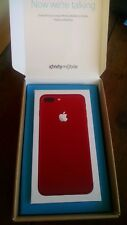 Apple iPhone 7 Plus_RED_128GB_Xfinity Mobile, 2 DAY FREE SHIPPING!