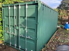 More details for used 20ft shipping container