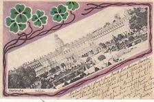 Ansichtskarten vor 1914 aus Baden-Württemberg mit dem Thema Burg & Schloss