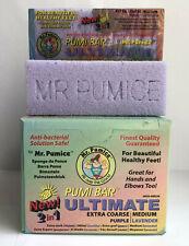12pcs Mr.Pumice Ultimate Pumi box Exfoliate Hard Dead Skin Callus Remover 2-in-1