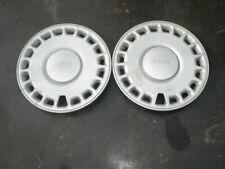 "14"" Toyota  wheel trims hub caps wheel covers, genuine, 2x"