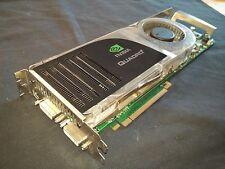 NVIDIA quadro FX 5600 1,5 GB WORKSTATION HP MAC APPLE scheda Video Graphics Card
