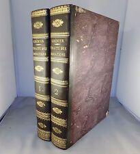GRENIER / TRAITE DES DONATIONS DES TESTAMENS... CODE NAPOLEON / 1812 LANDRIOT