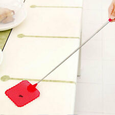 Pack of 3 Flexible Manual Upgrade Pet Catcher Telescopic Fly Swatters Portable