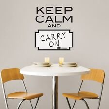 Wall Pops Dry Erase Wall Words Home Decor keep calm   Free Shipping!!
