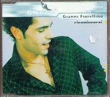 Gianni Fiorellino - Ricomincerei 3 Tracks Cd Perfetto