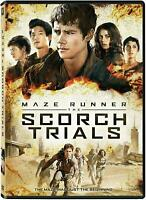Maze Runner : The Scorch Trials ( DVD, 2015 )