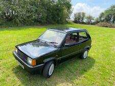 Fiat Panda Classic Dance 141a 900cc 1989 GReg 73k miles Uno Turbo Mk1 Alloys 2wd