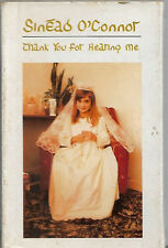 Sinéad O'Connor Thank You For Hearing Me CASSETTE SINGLE Breakbeat Tribal