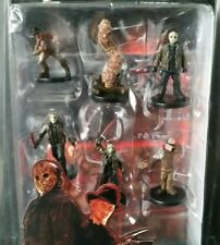 Freddy vs Jason Game Forest of Fear Elm Street Friday 13th NECA New