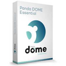 Panda Dôme Essentiel Antivirus 1 PC utilisateurs 6 mois licence commerciale Windows & Mac