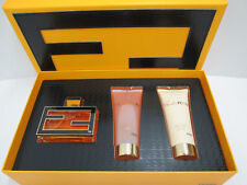 """FAN DI FENDI POUR FEMME"" PROFUMO DONNA EDP 50ml SPRAY+BODY LOTION+SHOWER GEL"