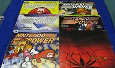 Nintendo Power magazine ~ Jan - June 2001 ~ Subscriber Issues 140-145 (6 Issues)