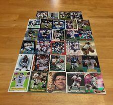 MARK BRUNELL LOT OF 29 FOOTBALL CARDS JACKSONVILLE JAGUARS QUARTERBACK WASHINGTO