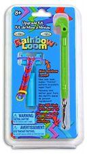 Rainbow Loom 'Green' Metal Hook Knitting Girls Accessories Brand New Gift