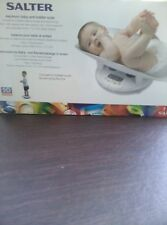 Salter Electronic Baby And Toddler Scale - Model 914