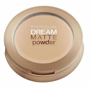 MAYBELLINE DREAM MAT POWDER CHOSE YOUR SHADE    'SEALED'    £4.79