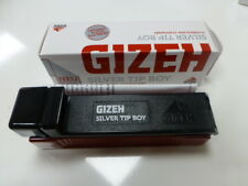 Gizeh Silver Tip Boy Stopfer,Stopfmaschine.Filterhülsen-Stopfgerät zum Toppreis