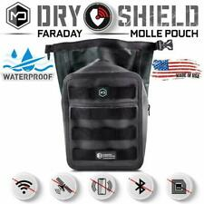 Dry Shield MOLLE Faraday Pouch Mission Darkness - RF Blocking Waterproof Bag