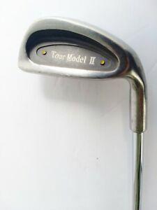 "Tour Model II 6 Iron - Stepped Steel Shaft - Good Grip - RH - 37 1/4"""