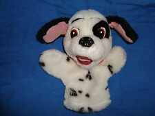 "Disney Dalmatian 101 puppet Plush  8"" tall"