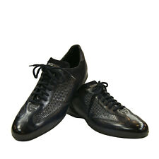 Santoni AMG Sneakers Blau Gr. 41 / 7,  45 / 11