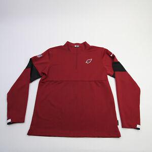 Arizona Cardinals Nike OnField Long Sleeve Shirt Men's Red Used