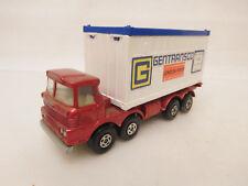 ESF-06497Matchbox SuperKings K24B Scammell Container Truck