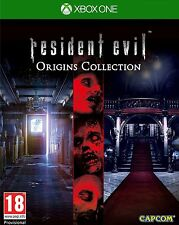 RESIDENT EVIL ORIGINS COLLECTION NUEVO PRECINTADO TEXTOS EN CASTELLANO  XBOX ONE