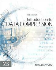 Introduction to Data Compression by Khalid Sayood (Paperback, 2017)