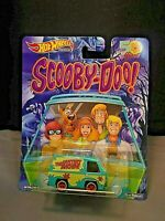 HOT WHEELS PREMIUM 50 YEARS SCOOBY-DOO! THE MYSTERY MACHINE REAL RIDERS TIRES
