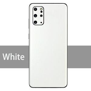 Screen Protector Skin Back Battery Soft Protecitve Film For OnePlus LG Meizu New