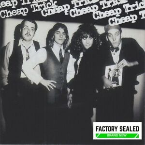 Cheap Trick – Cheap Trick BONUS Track Edition CD NEW