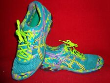 Asics Gel-Frantic-7 (T3A6Q) Running-Athletic Womens Shoes Multi-Color Size 11