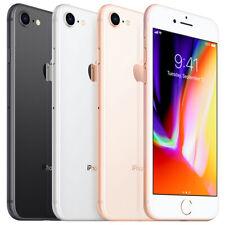 APPLE IPHONE 8 64GB - GRAU SILBER GOLD ROT - OHNE SIMLOCK - SMARTPHONE - WIE NEU