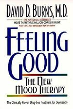 Feeling Good The New Mood Therapy by David D. Burns (1992, Paperback)