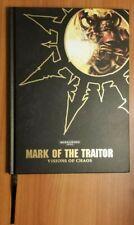Mark of the Traitor art book store anniversary warhammer chaos space marines
