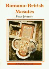 Roman Britain Mosaics Villa Fishbourne Hadrianic Antonine Technique Conservation