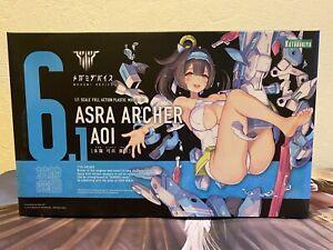 Kotobukiya Megami Device 6.1 Asra Archer Aoi NEW Model Kit