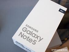 Samsung Galaxy Note 5 N920V LTE 32GB LIBRE ORIGINAL UNLOCKED