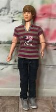 Justin Bieber 2010 TBD Doll 26310FC Fully Clothed & Shoes Measures 11.5""